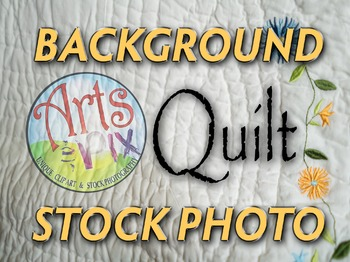 Photograph - Quilt - Background Texture - Photo