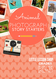 Photograph Story Starters & Writing Prompts - Narrative Wr