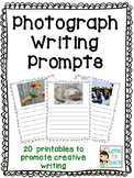 Photograph Writing Prompts Grades 1-3