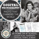 Photograph that Changed the World, Distance Learning Photo