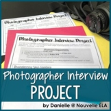 Photographer Interview Project - Media Literacy & Analysis