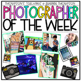 Photographer of the Week Program Pack