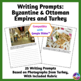 Photographic Writing Prompts for the Byzantine Empire, Ott