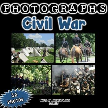 Civil War Photos - Color (BUNDLE)