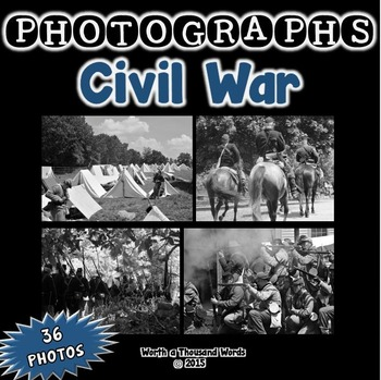 Photos: Civil War (Black & White)