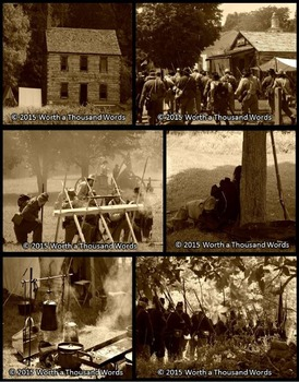 Photos: Civil War (Sepia)