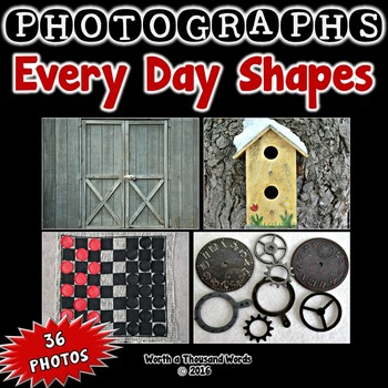 Photos: Every Day Shapes