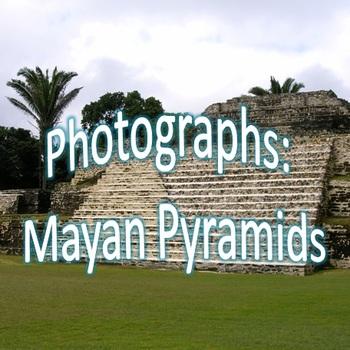 Photographs: Mayan Pyramids