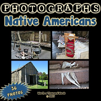 Native Americans Photos (BUNDLE)
