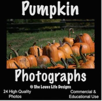 Photographs PUMPKINS Autumn Photos Fall