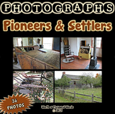 Pioneers & Settlers Photos - Set A (Color Photos)