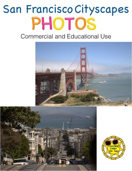 Photos for Commercial Use, Stock Photo- San Francisco Cityscapes