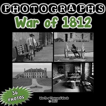 Photographs: War of 1812 (B&W Photos)