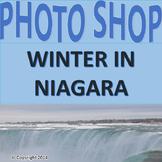 Photographs: Winter in Niagara