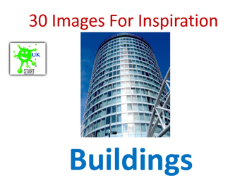 Photographs of Buildings for Inspiration