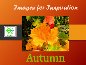 Photographs of Fall / Autumn for Inspiration