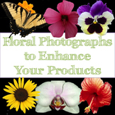 Photographs of Flowers Without Backgrounds