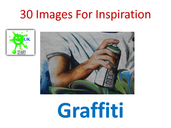 Photographs of Graffiti for Inspiration