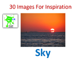 Photographs of Sky for Inspiration
