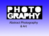 Photography 1: Abstract Photography & Art