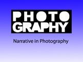 Photography 1: Photographic Narrative