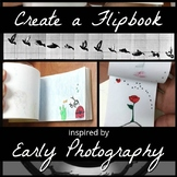 Photography Art History Lesson with Flipbook Art Project