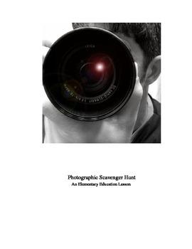 Photography Art Lesson