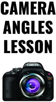 Photography: Camera Angles Lesson : Lesson, Printable, Links