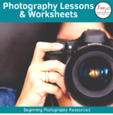 Photography - Unit of Work, Studies in Photographers and Genres