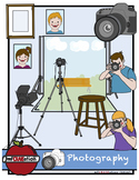 Photography Cliparts