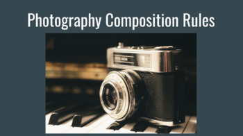 Photography Composition Rules