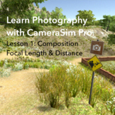 Teach photography composition without investing in expensive equipment
