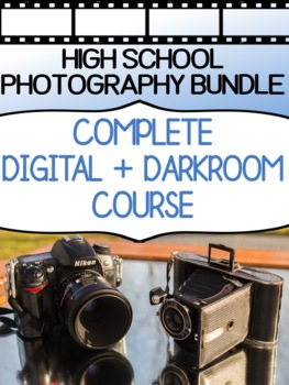 Digital Photography High School Worksheets Teaching Resources Tpt