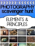 Photography Elements and Principles SCAVENGER HUNT