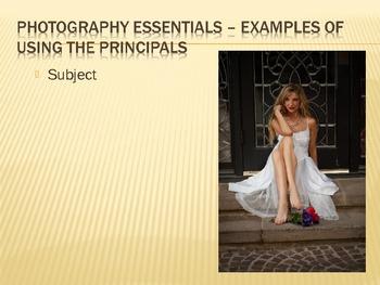 Photography Essentials 02 - Photographic Elements