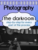 Photography - The darkroom  (STEP BY STEP guide!)