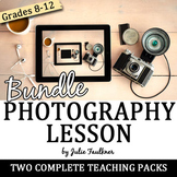 Photography Lessons for Yearbook or Journalism, BUNDLE
