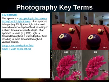 Photography Made Easy: Part 1 - The Technical
