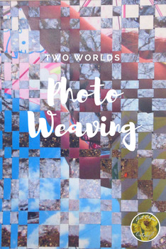 Photography Photo Weaving Project (Conceptual Theme)
