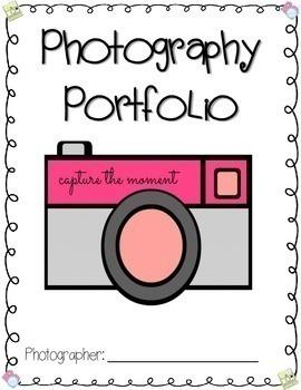 Photography Portfolio for Kids!