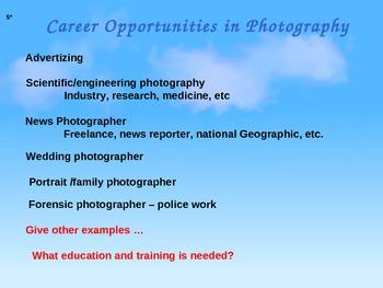 Photography Presentation  (Scout Merit Badge) (Composition)