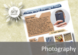 Photography Scavenger Hunt - Ideal Home Learning - Online