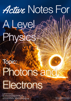 Photons and Electrons - Active Note Taking for Physics