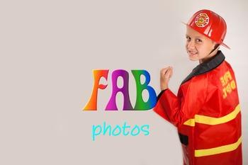 Photos - Career Day Dress Up - Firefighter