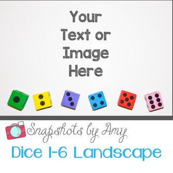 Photos: Dice
