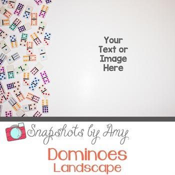 Photos: Dominoes