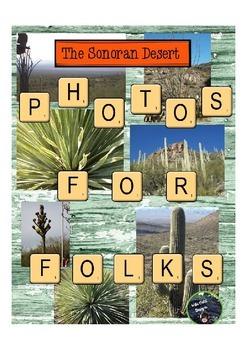 Photos For Folks: The Sonoran Desert