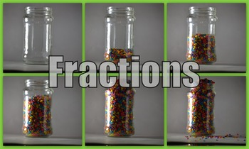 Photos : Fractions / Capacity