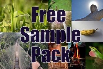 Photos : Free Sample Pack