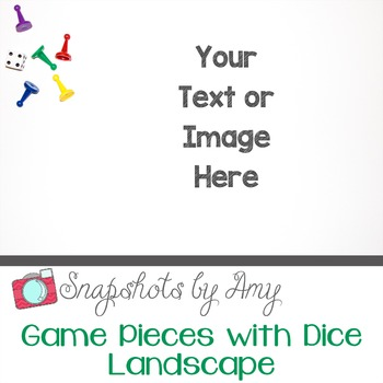 Photos: Game and Dice